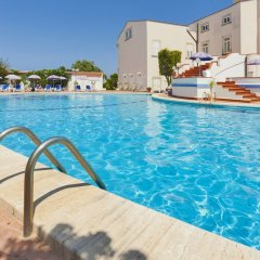 Отель Grand Hotel Villa Politi Италия, Сиракуза - 1 отзыв об отеле, цены и фото номеров - забронировать отель Grand Hotel Villa Politi онлайн бассейн фото 3