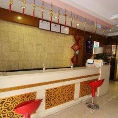 Отель Tai Hua Fashion Hotel Китай, Шэньчжэнь - отзывы, цены и фото номеров - забронировать отель Tai Hua Fashion Hotel онлайн интерьер отеля фото 3