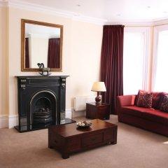 Отель Glenlyn Apartments Великобритания, Лондон - отзывы, цены и фото номеров - забронировать отель Glenlyn Apartments онлайн комната для гостей фото 6