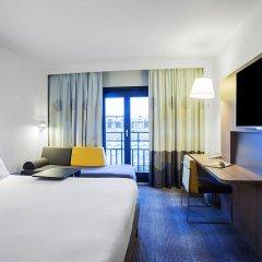 Отель Novotel Paris Les Halles комната для гостей фото 11