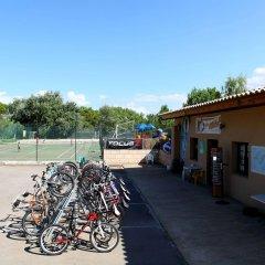 Отель Valentín Playa de Muro спортивное сооружение