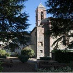 Отель Casa Madonna Del Rifugio Синалунга развлечения