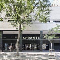 Отель Andante Hotel Испания, Барселона - 1 отзыв об отеле, цены и фото номеров - забронировать отель Andante Hotel онлайн фото 2