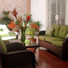Отель Suites Plaza Del Rio Пуэрто-Вальярта интерьер отеля