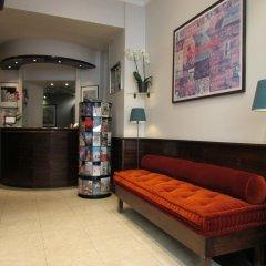 Отель Odessa Montparnasse Париж интерьер отеля