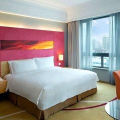 Отель Pentahotel Shanghai комната для гостей фото 3