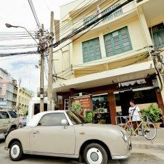 Отель Bangkok Bed And Bike Бангкок фото 4