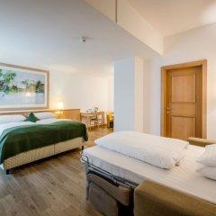 Отель IMLAUER & Bräu Австрия, Зальцбург - 1 отзыв об отеле, цены и фото номеров - забронировать отель IMLAUER & Bräu онлайн комната для гостей фото 5