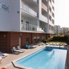 Отель Studio 17 Atlantichotels Португалия, Портимао - 4 отзыва об отеле, цены и фото номеров - забронировать отель Studio 17 Atlantichotels онлайн спортивное сооружение