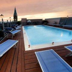 Отель President Италия, Римини - 1 отзыв об отеле, цены и фото номеров - забронировать отель President онлайн бассейн фото 3