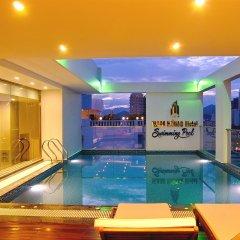 Nam Hung Hotel бассейн