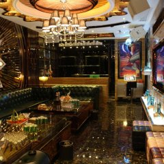 Royal Mediterranean Hotel гостиничный бар