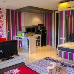 Апартаменты The Gallery Jomtien Beach Apartment Паттайя детские мероприятия