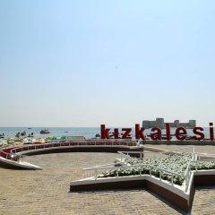 Harvest Hotel Турция, Силифке - отзывы, цены и фото номеров - забронировать отель Harvest Hotel онлайн пляж