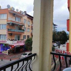 Kleopatra Saray Hotel балкон