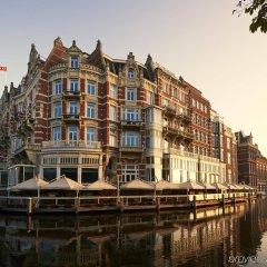 Отель De L europe Amsterdam The Leading Hotels Of The World Амстердам приотельная территория фото 2