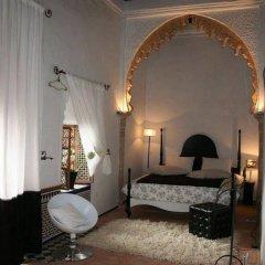 Отель Dar Mayssane Марокко, Рабат - отзывы, цены и фото номеров - забронировать отель Dar Mayssane онлайн комната для гостей фото 4