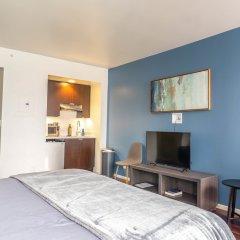 Отель DTLA Condos by Barsala комната для гостей фото 3