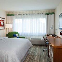 Отель Four Points by Sheraton Columbus Ohio Airport США, Колумбус - отзывы, цены и фото номеров - забронировать отель Four Points by Sheraton Columbus Ohio Airport онлайн комната для гостей