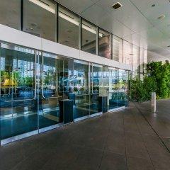 Отель Vdara Suites by AirPads США, Лас-Вегас - отзывы, цены и фото номеров - забронировать отель Vdara Suites by AirPads онлайн фитнесс-зал