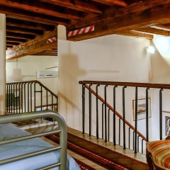 Отель Corno Superior балкон