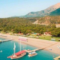 Robinson Club Camyuva Турция, Кемер - 2 отзыва об отеле, цены и фото номеров - забронировать отель Robinson Club Camyuva онлайн приотельная территория фото 2