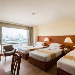 Bangkok Palace Hotel комната для гостей фото 3