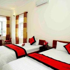 Отель Hoa Thien Homestay комната для гостей
