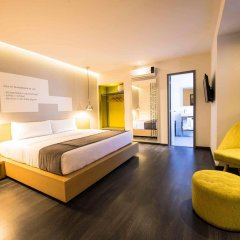 Hotel Perla Central комната для гостей фото 3