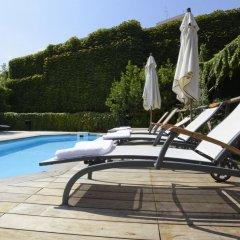 Grand Hotel Tiberio бассейн фото 2
