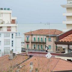 Отель Anversa Италия, Римини - отзывы, цены и фото номеров - забронировать отель Anversa онлайн балкон