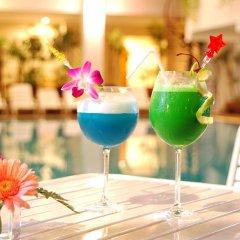 Trang Hotel Bangkok бассейн фото 3