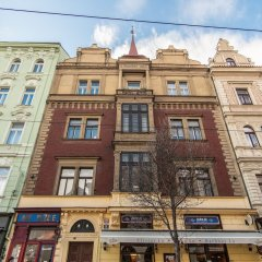 Апартаменты Lovely Apartment on Mala Strana just 10 mins walk to scenic places Прага фото 3