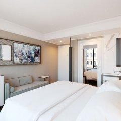 Отель Pestana Park Avenue США, Нью-Йорк - отзывы, цены и фото номеров - забронировать отель Pestana Park Avenue онлайн комната для гостей фото 5