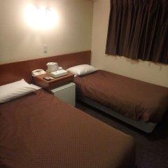 Hotel SUNTARGAS UENO сейф в номере