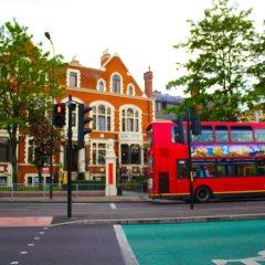 Best Western London Peckham Hotel городской автобус