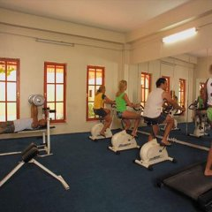 Primasol Serra Garden Турция, Сиде - отзывы, цены и фото номеров - забронировать отель Primasol Serra Garden онлайн фитнесс-зал