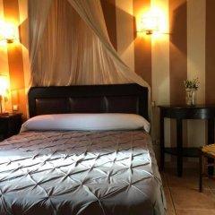 Hotel Rural La Pradera сейф в номере