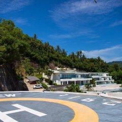 Отель The View Phuket парковка