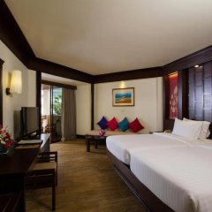 Отель Beyond Resort Kata 4* Улучшенный номер с разными типами кроватей фото 3