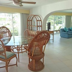 Отель Calinda Beach Acapulco интерьер отеля