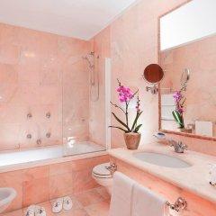Отель Ambasciatori Palace Hotel Италия, Рим - 4 отзыва об отеле, цены и фото номеров - забронировать отель Ambasciatori Palace Hotel онлайн ванная фото 2