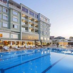 New Jasmin Турция, Гиресун - отзывы, цены и фото номеров - забронировать отель New Jasmin онлайн бассейн фото 2