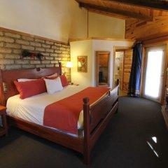 Отель Best Western The Lodge at Creel сейф в номере