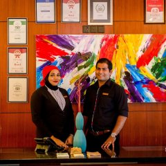 The Somerset Hotel in North Male Atoll, Maldives from 163$, photos, reviews - zenhotels.com hotel interior