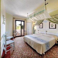 Отель Grand Hotel Smeraldo Beach Италия, Байя-Сардиния - 1 отзыв об отеле, цены и фото номеров - забронировать отель Grand Hotel Smeraldo Beach онлайн комната для гостей фото 4