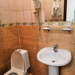 Mini-hotel Na Belgradskoy Санкт-Петербург ванная
