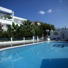 Отель Ninetta's Studios Греция, Метана - отзывы, цены и фото номеров - забронировать отель Ninetta's Studios онлайн бассейн