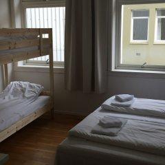 Отель Bergen Budget Aparthotel Норвегия, Берген - отзывы, цены и фото номеров - забронировать отель Bergen Budget Aparthotel онлайн комната для гостей фото 2