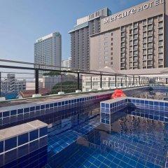 Отель Citismart Residence Таиланд, Паттайя - отзывы, цены и фото номеров - забронировать отель Citismart Residence онлайн бассейн фото 3